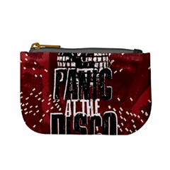 Panic At The Disco Poster Mini Coin Purses