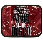 Panic At The Disco Poster Netbook Case (XL)  Front