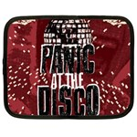 Panic At The Disco Poster Netbook Case (XXL)  Front