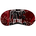 Panic At The Disco Poster Sleeping Masks Front