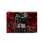 Panic At The Disco Poster Cosmetic Bag (Medium)  Front