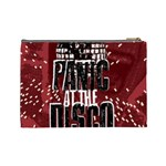 Panic At The Disco Poster Cosmetic Bag (Large)  Back
