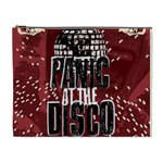 Panic At The Disco Poster Cosmetic Bag (XL) Front
