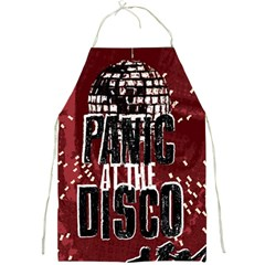Panic At The Disco Poster Full Print Aprons