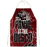 Panic At The Disco Poster Full Print Aprons Front