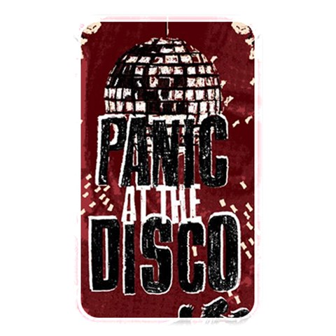 Panic At The Disco Poster Memory Card Reader