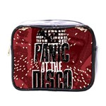 Panic At The Disco Poster Mini Toiletries Bags Front
