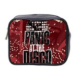Panic At The Disco Poster Mini Toiletries Bag 2-Side Front