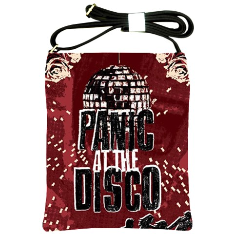 Panic At The Disco Poster Shoulder Sling Bags