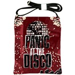 Panic At The Disco Poster Shoulder Sling Bags Front