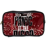 Panic At The Disco Poster Toiletries Bags 2-Side Back
