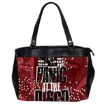Panic At The Disco Poster Office Handbags (2 Sides)  Front