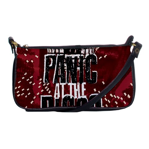 Panic At The Disco Poster Shoulder Clutch Bags
