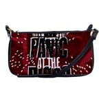 Panic At The Disco Poster Shoulder Clutch Bags Front