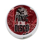 Panic At The Disco Poster 4-Port USB Hub (Two Sides)  Back