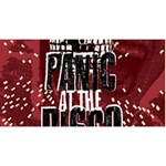 Panic At The Disco Poster Magic Photo Cubes Long Side 3