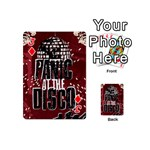 Panic At The Disco Poster Playing Cards 54 (Mini)  Front - DiamondJ