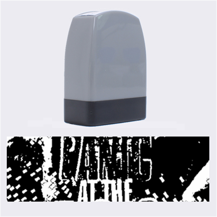 Panic At The Disco Poster Name Stamps
