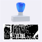 Panic At The Disco Poster Rubber Stamps (Large) 2.26 x1.05  Stamp
