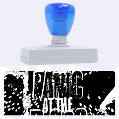 Panic At The Disco Poster Rubber Address Stamps (XL)