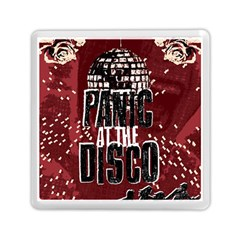 Panic At The Disco Poster Memory Card Reader (square)