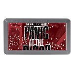 Panic At The Disco Poster Memory Card Reader (Mini) Front