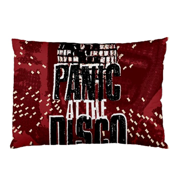 Panic At The Disco Poster Pillow Case (Two Sides)