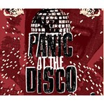 Panic At The Disco Poster Deluxe Canvas 14  x 11  14  x 11  x 1.5  Stretched Canvas