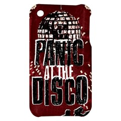 Panic At The Disco Poster Apple iPhone 3G/3GS Hardshell Case