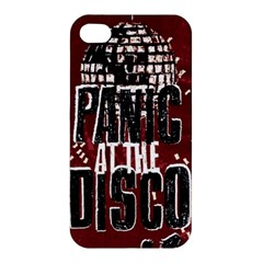 Panic At The Disco Poster Apple iPhone 4/4S Hardshell Case