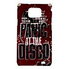 Panic At The Disco Poster Samsung Galaxy S2 i9100 Hardshell Case