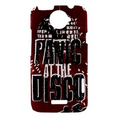 Panic At The Disco Poster HTC One X Hardshell Case