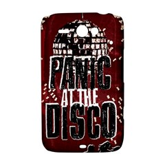 Panic At The Disco Poster HTC ChaCha / HTC Status Hardshell Case