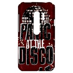 Panic At The Disco Poster HTC Evo 3D Hardshell Case