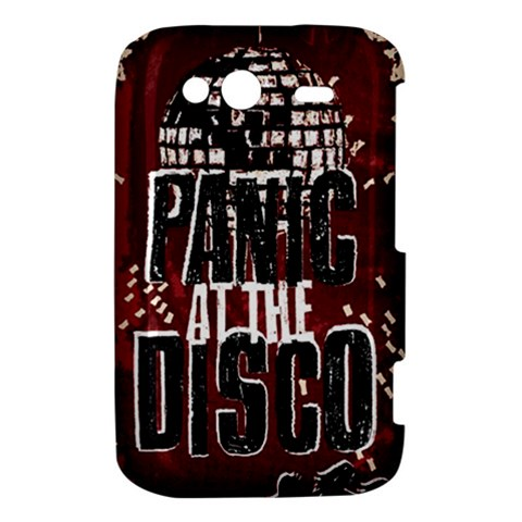 Panic At The Disco Poster HTC Wildfire S A510e Hardshell Case