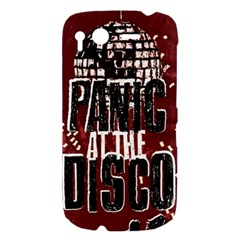 Panic At The Disco Poster HTC Desire S Hardshell Case