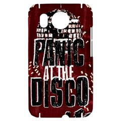 Panic At The Disco Poster HTC Desire HD Hardshell Case