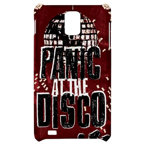 Panic At The Disco Poster Samsung Infuse 4G Hardshell Case