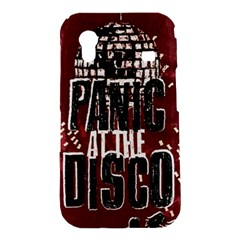Panic At The Disco Poster Samsung Galaxy Ace S5830 Hardshell Case