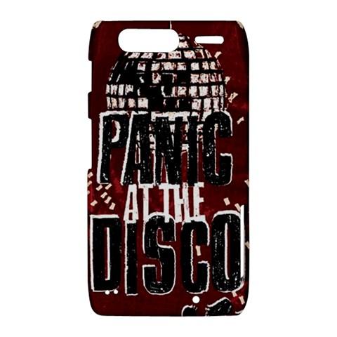 Panic At The Disco Poster Motorola Droid Razr XT912