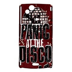 Panic At The Disco Poster Sony Xperia Arc