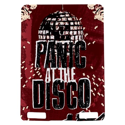 Panic At The Disco Poster Kindle Touch 3G