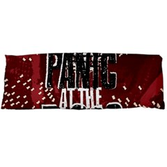 Panic At The Disco Poster Body Pillow Case (Dakimakura)