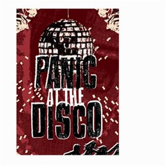 Panic At The Disco Poster Large Garden Flag (two Sides)