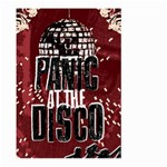 Panic At The Disco Poster Large Garden Flag (Two Sides) Back