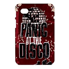 Panic At The Disco Poster Samsung Galaxy Tab 7  P1000 Hardshell Case