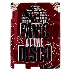Panic At The Disco Poster Apple iPad 2 Hardshell Case