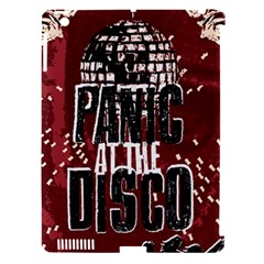 Panic At The Disco Poster Apple Ipad 3/4 Hardshell Case (compatible With Smart Cover)