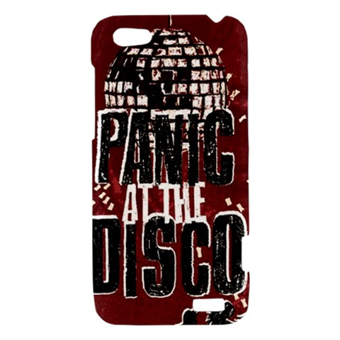 Panic At The Disco Poster HTC One V Hardshell Case