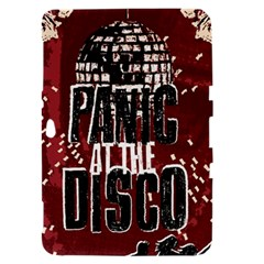 Panic At The Disco Poster Samsung Galaxy Tab 8.9  P7300 Hardshell Case